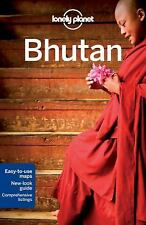 Lonely Planet Bhutan (Country Travel Guide)-ExLibrary