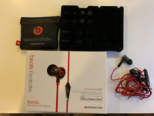 Genuine Monster Beats, Beats by Dr. Dre iBeats Headphones - Black With Pouch