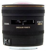Sigma 4.5mm HSM fisheye f/2.8 Circular (Nikon Mount) Lens, London