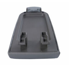 For VW Jetta Golf MK4 Beetle Grey PU Leather Center Console Armrest Cover Lid
