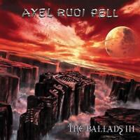 AXEL RUDI PELL - THE BALLADS 3,   2 VINYL LP+CD NEW+