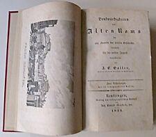 Denkwüdigkeiten de la antigua Roma, Roma Antigua, Roma, Historia, Historia de Roma,
