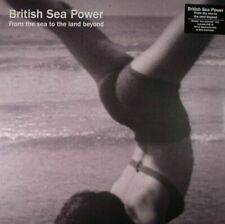 British Sea Power –From The Sea To The Land Beyond 2 x  Vinyl LP  New Sealed