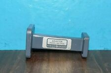 Hp Hewlett Packard Nk 292a Wr 51 To Wr 42 Waveguide Adapter Free Shipping