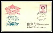 GP GOLDPATH: NEW ZEALAND COVER 1954 _CV746_P05