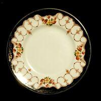 "Vintage Myott & Son Rosemary Pattern 8 3/4"" Plate  - England"