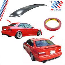 SPOILER CEILING BMW E36 COUPE M3 PLASTIC ABS SPOILER ROOF WING AILERON BECQUET