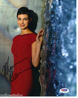 Morena Baccarin Homeland V Serenity Signed Autograph 8x10 Photo PSA DNA COA