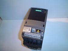 Siemens MicroMaster 410 Controller 6SE6410-2UB11-2AA0