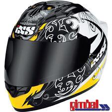 """IXS Casco HX 408 """"dreamrider"""" CARBON-KEVLAR-vetroresina casco moto taglia M (57-58)"""
