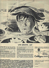 PUBLICITE 1966  CULLIGAN  spécialiste de l'eau adoucie