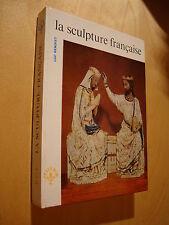 Luc Benoist Sculpture française PUF du Moyen Age à Maillol Pompon Duchamp-Villon
