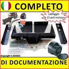 Gancio di traino Iveco Daily II Furgone  Pick-up 1999- fisso centralina 13-poli