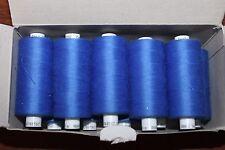 Thread Coats Epic 80, Nahgarn Starke, 100% Polyester Corespun, Col: 513YQ Blue