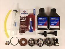 Jackson Racing DASC Supercharger Nosedrive Rebuild Kit + Needle Bearings Sebring