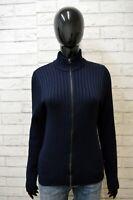 Maglione Cardigan Blu Donna Dolce&Gabbana Taglia S Pullover Maglia Sweater Woman