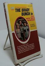 The Brady Bunch in The New York Mystery by Jack Matcha - First edition - 1972