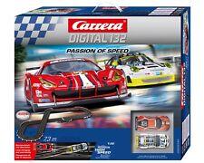 Carrera Digital 132 PASSION OF SPEED Startset 30195