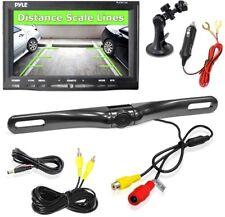 7 Inch TFT LCD HD Monitor Rear View Car Vehicle Backup Camera System Kit Set New