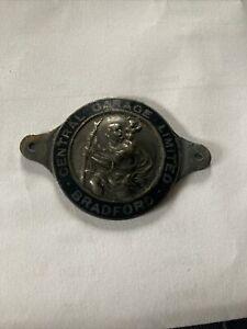 vintage st christopher car badge Dashboard Bradford