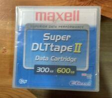 Maxell Super DLTtape II Data Cartridge | 600 Gb DLT tape