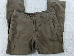 The North Face Cotton Nylon Outdoor Hiking Cotton Nylon Gusset Mens Size 30 X 30