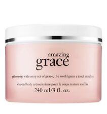 Philosophy Amazing Grace Whipped Body Creme 8 oz