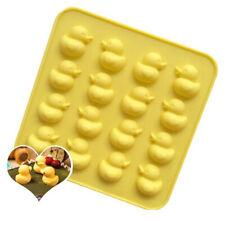 Moule en silicone canard mignon chocolat bricolage glace bonbons moules E & FLFW
