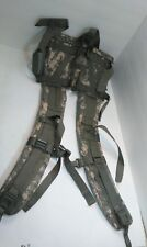 Molle II Rucksack Enhanced Shoulder Straps ACU with out Quick Release