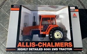 Allis Chalmers 6060 Spec Cast Die Cast Scale 1:16