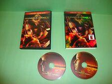 The Hunger Games (DVD, 2012, 2 Disc Set)