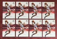 Lot of (8) 2004-05 Upper Deck SP Authentic DWAYNE WADE 2nd Year #43 Miami Heat🔥