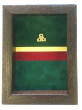 Small Royal Marines Light Infantry Medal Display Case For 1 Medal.