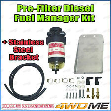Toyota Prado 150 Series to 10/2013 4WDME Fuel Manager Diesel Pre Filter KIT