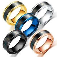 Multifunktionaler wasserdichter Temperaturfühler Intelligent Smart Ring Finger W