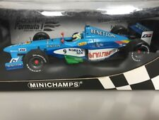 1:18 Minichamps Benetton B199 G.Fisichella