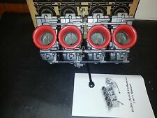 KEIHIN 39mm FCR FLAT SLIDE CARBS CARBURETORS 900R ZX900 ZX1000 ZR1100 ZRX1200