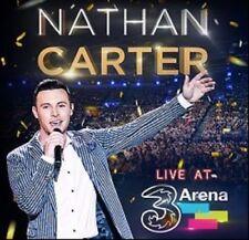 NATHAN CARTER LIVE AT THE 3 ARENA CD  2017