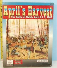 April's Harvest Battle of Shiloh April 6&7, 1862 The Gamers Punched