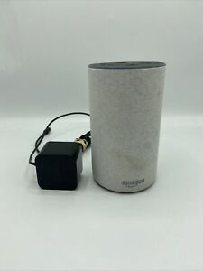Amazon Echo 2nd Generation XC56PY Smart Assistant Sandstone
