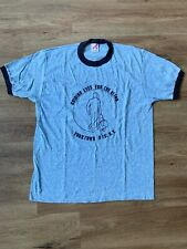 1990s Eyes For The Blind Seeing Eye Dogs T Shirt Tri-blend Super Soft L