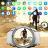 AMAZING~ V8 Smart Wrist Watch Bluetooth Waterproof SIM For Android Samsung Phone