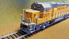 ATLAS GOLD 1/87 HO UNION PACIFIC GP39-2 PH2 ENGINE #1207 DCC & SOUND 10001796 FS