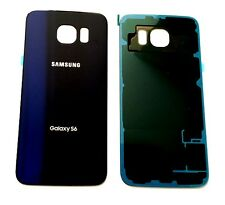 OEM Battery Back Panel cover For Samsung Galaxy S6  G920R4 US Cellular BLACK