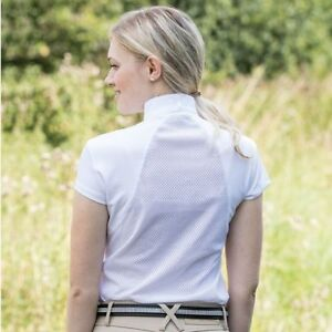 Equetech - Libertina Competition Shirt - Quality Equestrian Competition Shirt