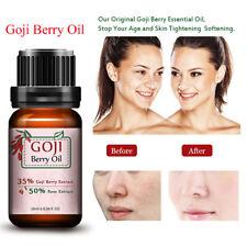 New Goji Berry Essential Oil Super Anti Wrinkle Anti Aging Rose Flower Whitening