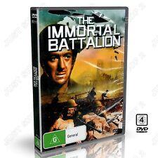 The Immortal Battalion (1944 ) : David Niven : New DVD