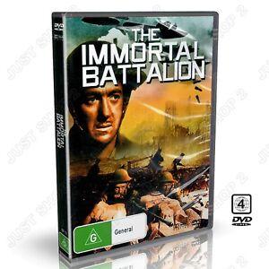 The Way Ahead DVD : AKA - The Immortal Battalion (1944 ) David Niven : New