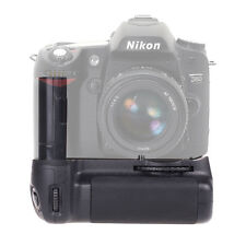 Battery Grip Pack Hand Holder w/ IR Remote Control for NIKON D80 D90 DSLR Camera