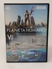 *BBC Planeta Humano V.3: Vida En La Ciudad Y En El Rio (DVD) Allegran Promo
